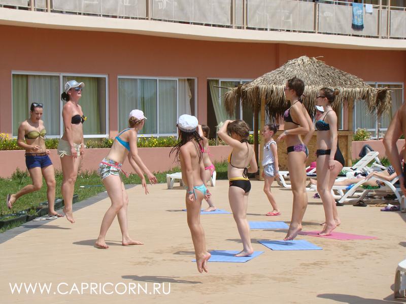 Лагерь солнечный берег