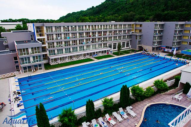 Детские отели болгарии