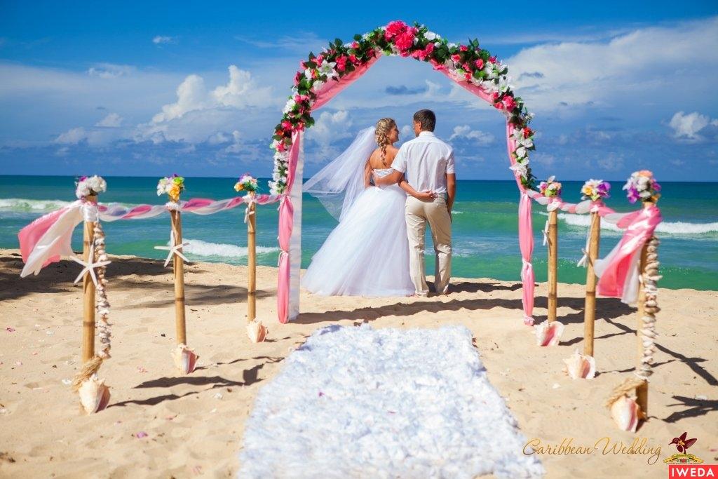 Свадебная церемония доминикана