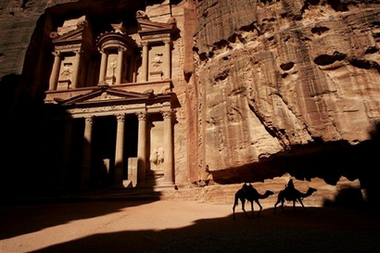 экскурсионный тур по Израилю и Иордании