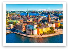 Туры в Стокгольм из СПБ